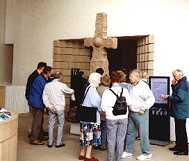 photo - Cross in museum. 5.90kb